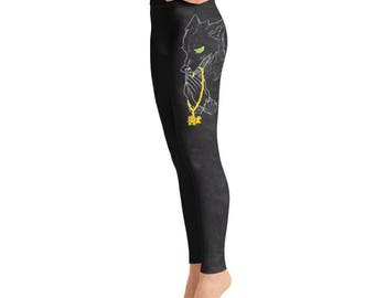 6 Beast Yoga Pants