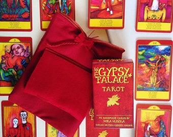 Rouge Tarot Set