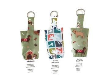 DOG POOP BAG, bag holder, doxie, dachshund, labrador retriever, lab, doggie bag, poop bag holder,stocking stuffer, dispenser, gift dog lover