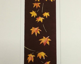 Maple Leaves I