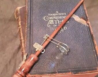 Elegant Steampunk wand
