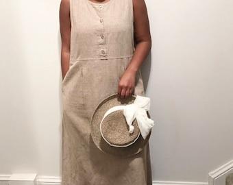 L.L. Bean Vintage Line Dress