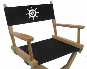 Sunbrellar Directors Chair Replacement Flat Stick Covers