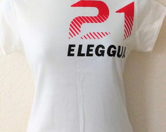 Eleggua White Short Sleeve Women's T-Shirt 100% Cotton Santeria Yoruba