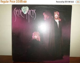 Save 30% Today Vintage 1983 Vinyl LP Record The Wild Heart Stevie Nicks Excellent Condition 12017