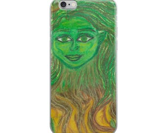 A Drayd in Spring iPhone Case