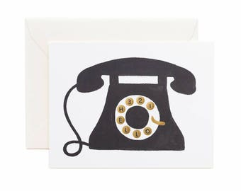 Hello Telephone Card