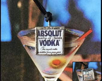 Necklace * ABSOLUTE VODKA