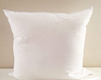 """Pillow Insert 20x20"""" Synthetic Down"""