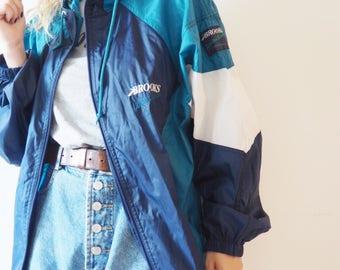 Vintage Brooks limited edition-90's jacket