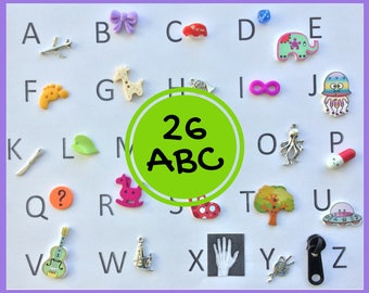 ABC 26 objects - serie 4