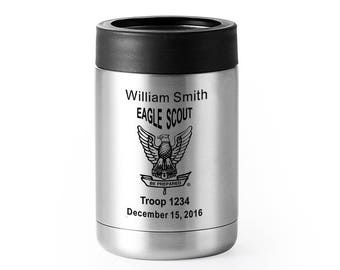Eagle Scout Stainless Drink Cooler 12 oz