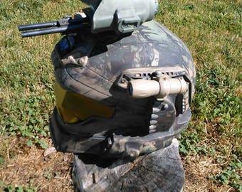Custom Halo ODST Helmet