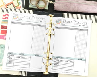 Essential Additions Blogging Kit - Blog Bundle - Daily Blog Planner - Income and Expenses Tracker - Contacts - Notes - Instant Download