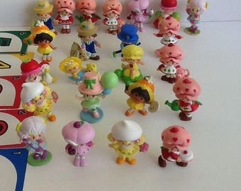 "Vintage ""Strawberryland Miniatures"" Strawberry Shortcake Minis (Your Choice)"