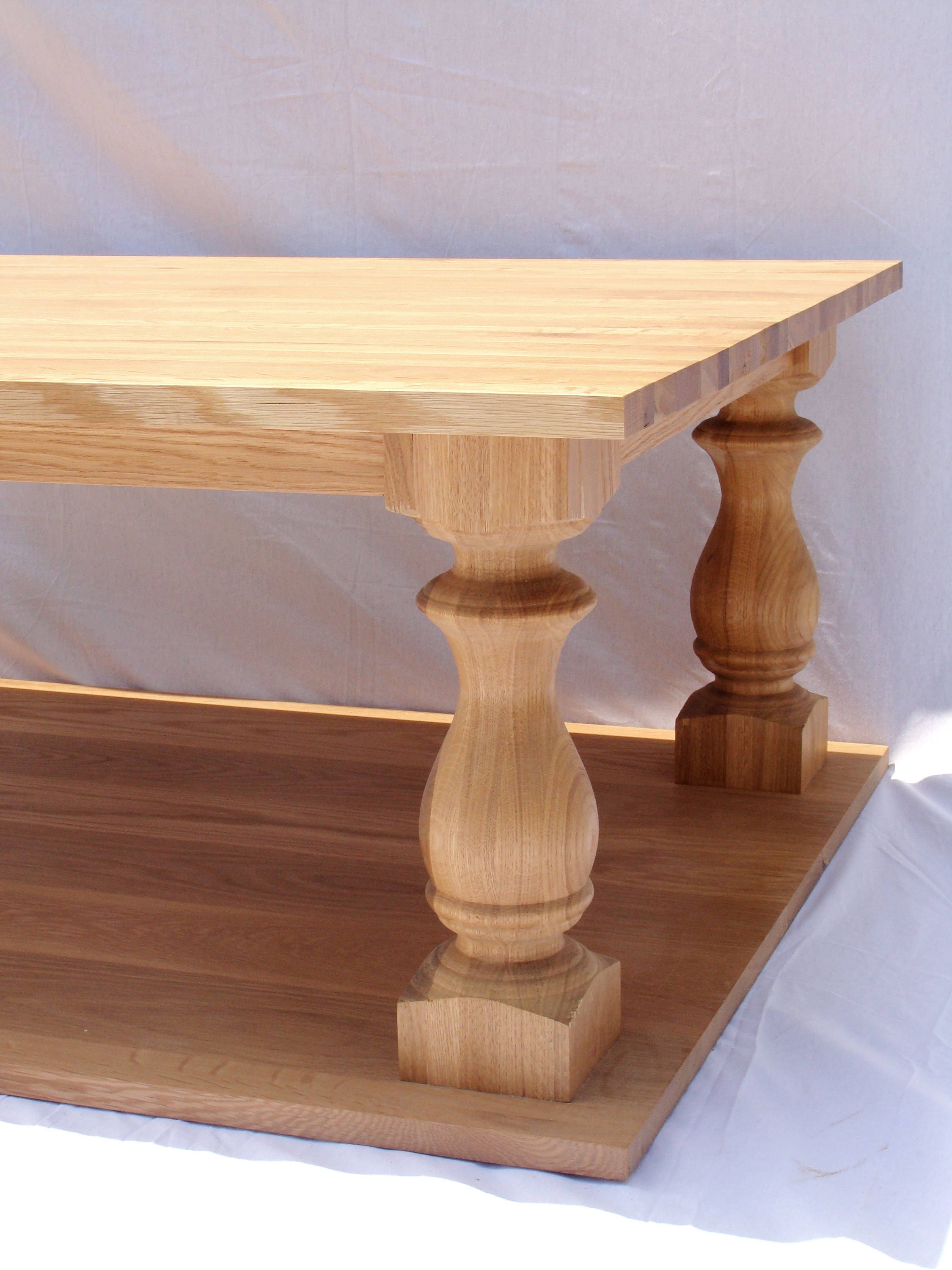 Quarter sawn White Oak Coffee Table