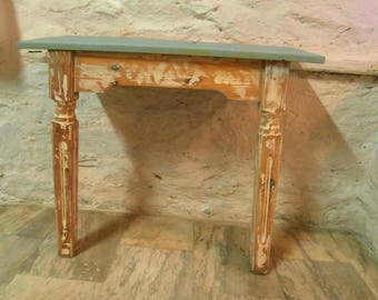 Hall Console Table | Table | Shabby Chic Table | Narrow Hallway Table |  Narrow Hallway