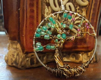 Tree of life, Turquoise reaches
