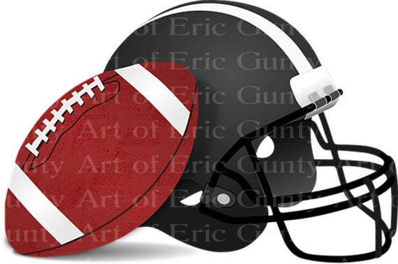 Football Star Birthday - Edible Cake and Cupcake Topper For Birthday's and Parties! - D22869