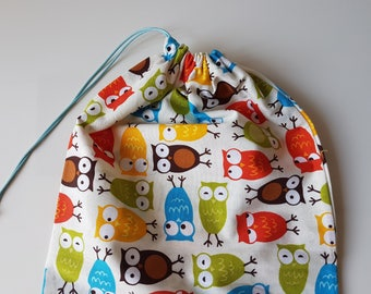 "On SALE * laundry bag, nursery school, kindergarten, ""immediate delivery"""