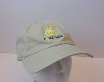90s Come Home hat low profile