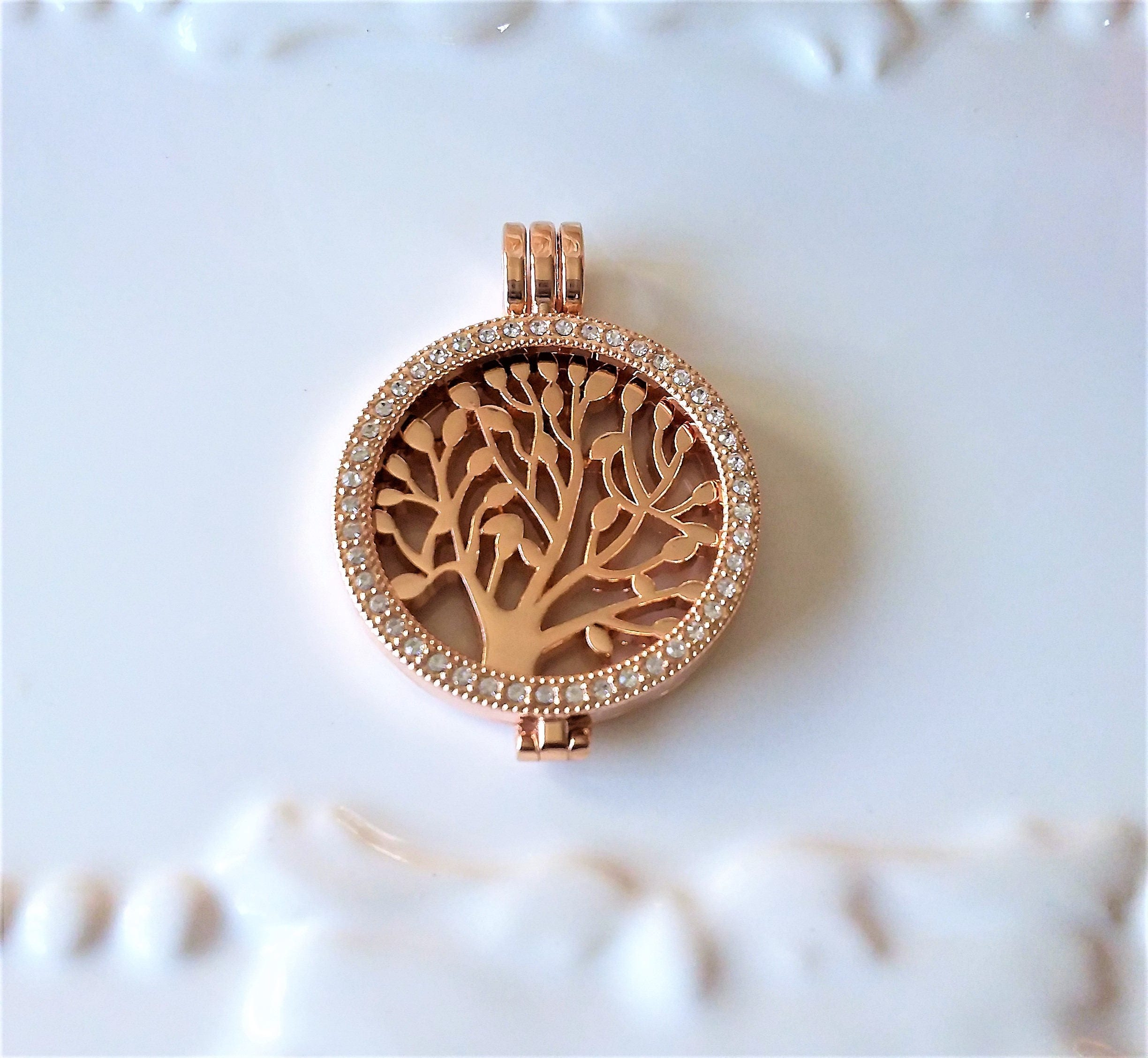 special gold find coin pendant simple products something holder lockets