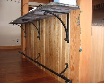 iron barn brackets wrought iron brackets corbels kitchen bar