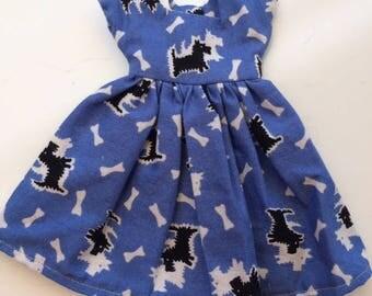 30s Dress for Pullip or Blythe
