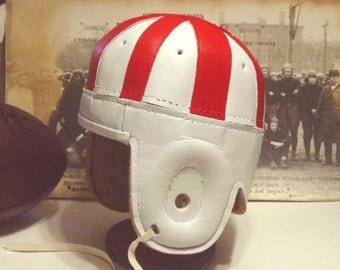 1930 Alabama Leather football Helmet full size adult