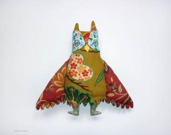 OWL camouflaged