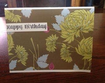 Textured birthday card (6)