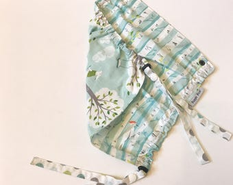 Ready To Ship - Birch Trees Tula Hood ONLY** - Matches Birch Trees Tula carrier