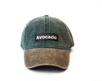 AVOCADO baseball cap