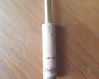 Pro Oboe Staple with Natural Cork