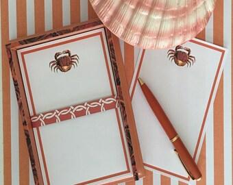 Crab Memo Paper Pad