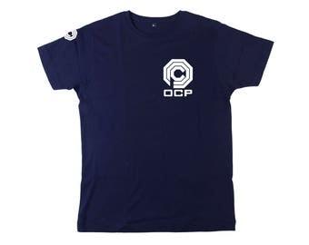Robocop: Ocp Mens Fit T-shirt