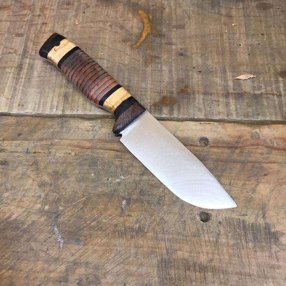 Woodsman: a Hunting Knife