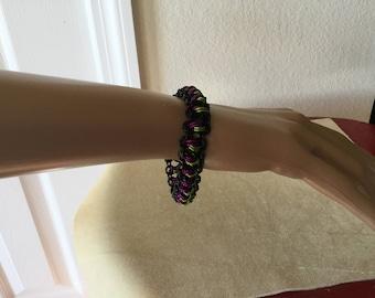 Hocus Pocus Catwalk Chainmaille Bracelet