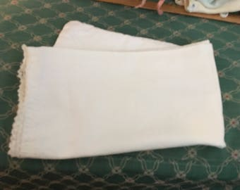 Very Vintage Childs Pillowcase