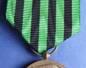 Original French Franco-Prussian War Medal of 1870-1871.