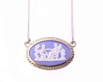 Wedgwood Jasperware Necklace