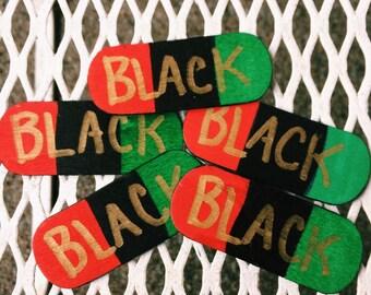 Black RBG Pin