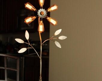 Flower Lamp No. 1