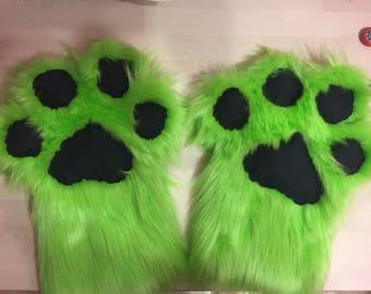 Custom Fursuit Paws