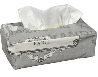 """Cover of box with handkerchiefs 25X13cm """"RETRO"""" Collection"""