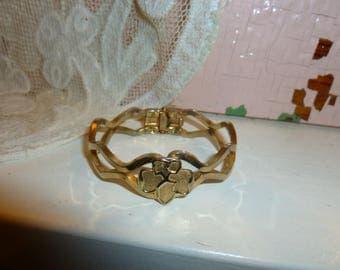 Vintage Brownie / Girl Scout Bracelet 1960's