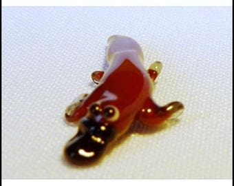 Cute Glass Super Mini Fugirune - Platypus