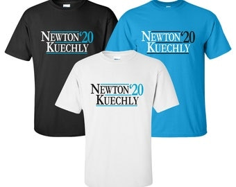 "New ""Newton Kuechly '20"" T-Shirt 