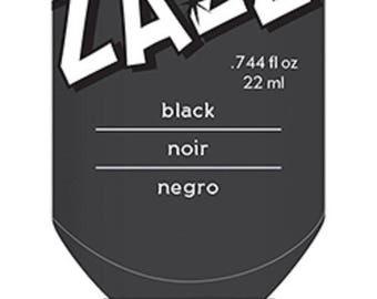 Glitter glue / glue Zazz Black Glitter