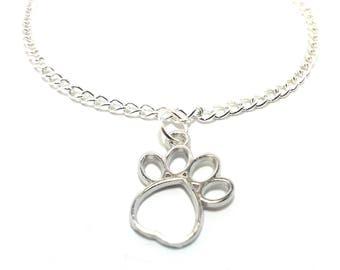 Dog Paw Bracelet